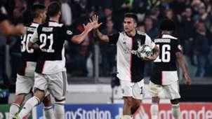 Paulo Dybala Juventus 2019-20