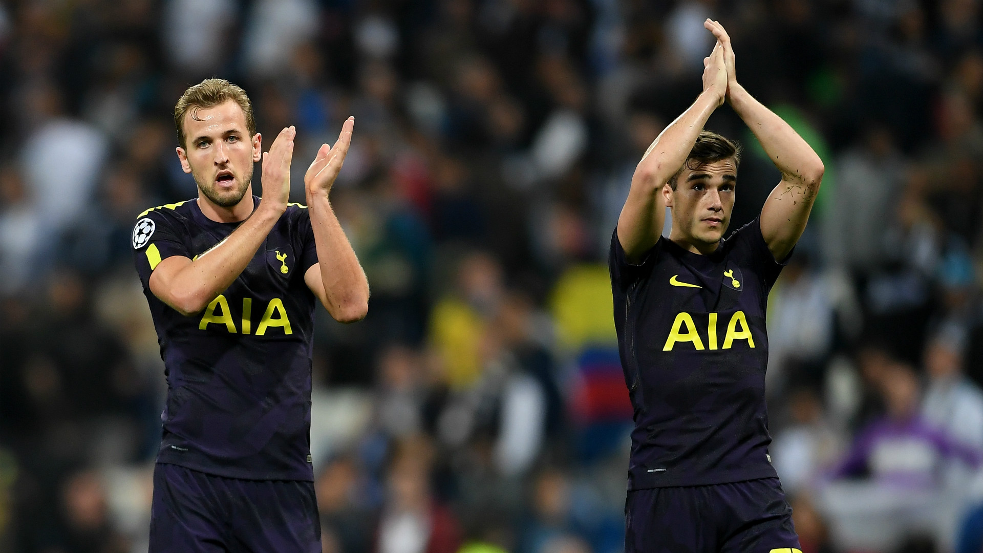 Harry Kane Harry Winks Tottenham