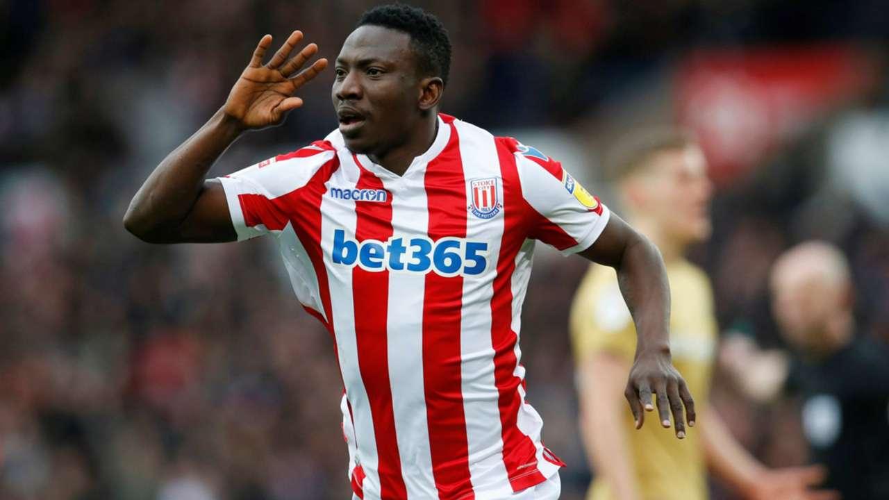 Stoke City's Oghenekaro Etebo