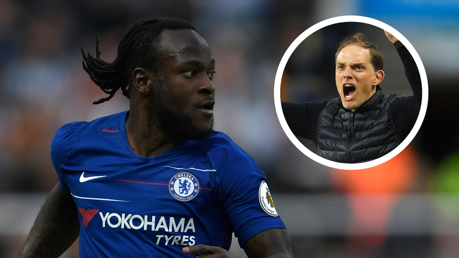 Fan View: Should Tuchel have given Moses one final opportunity at Chelsea?
