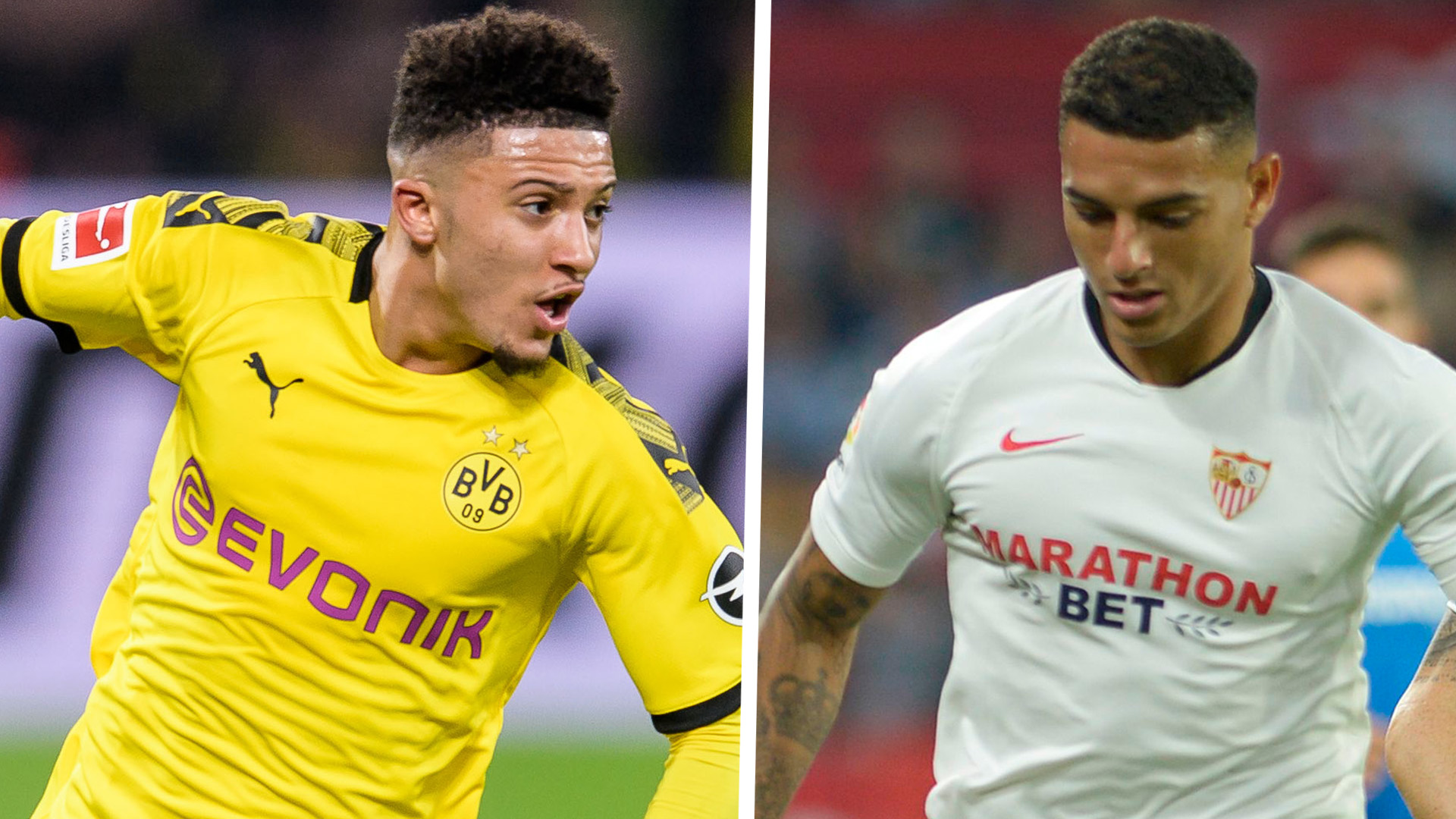 Liverpool Transfer Targets Sancho Carlos Players Linked With The Club Goal Com