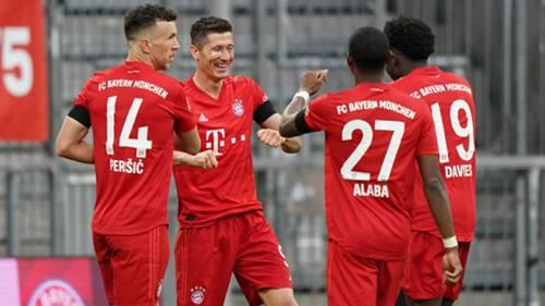 Bayern Munchen Bundesliga 23052020