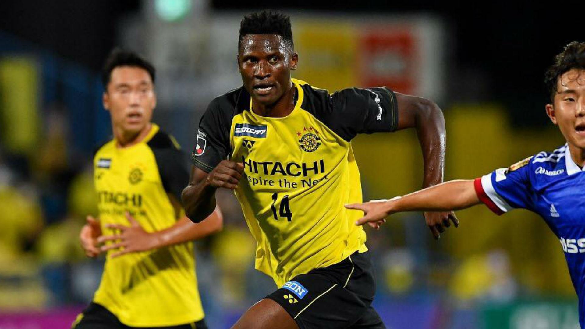 Olunga on target as Kashiwa Reysol bounce back with win over Kashima Antlers