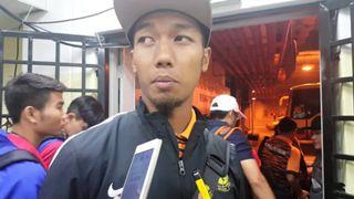 Adam Nor Azlin Malaysia U22, SEA Games, 23082017