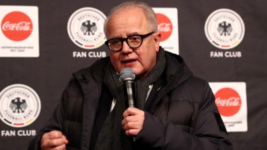 DFB-Team: Präsident Fritz Keller fordert Erreichen des EM-Halbfinals