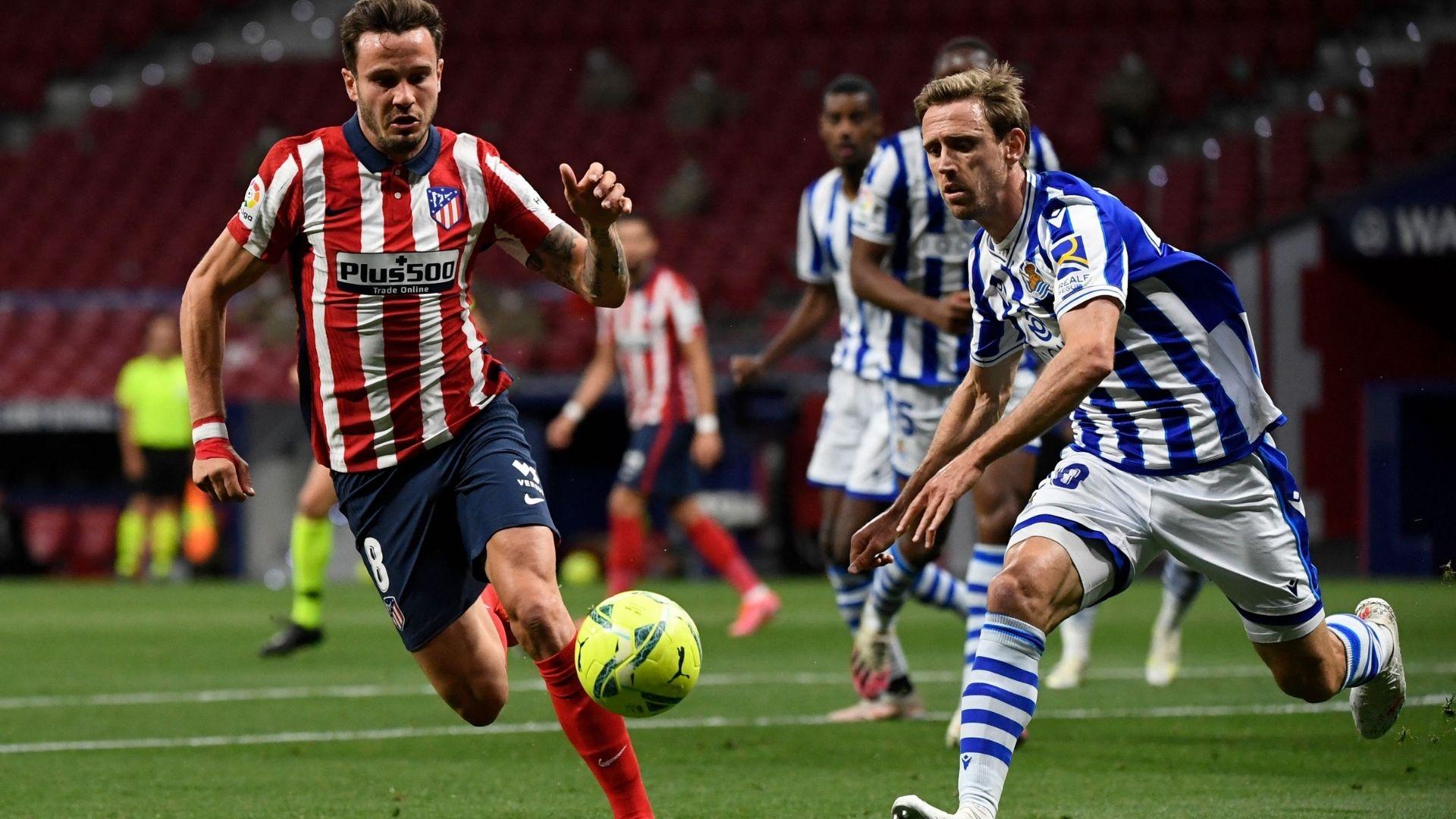 Atlético Madrid vs. Real Sociedad en directo: resultado, alineaciones, polémicas, reacciones y ruedas de prensa del partido de LaLiga - Goal.com