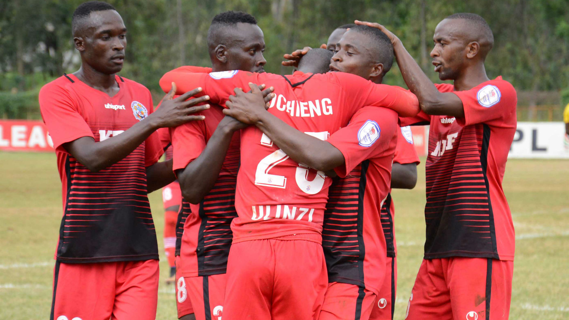 Nyangweso fires warning shot to AFC Leopards ahead of Ulinzi Stars date
