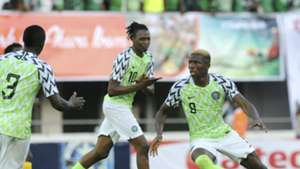 Nigeria's attack the major positive of international break