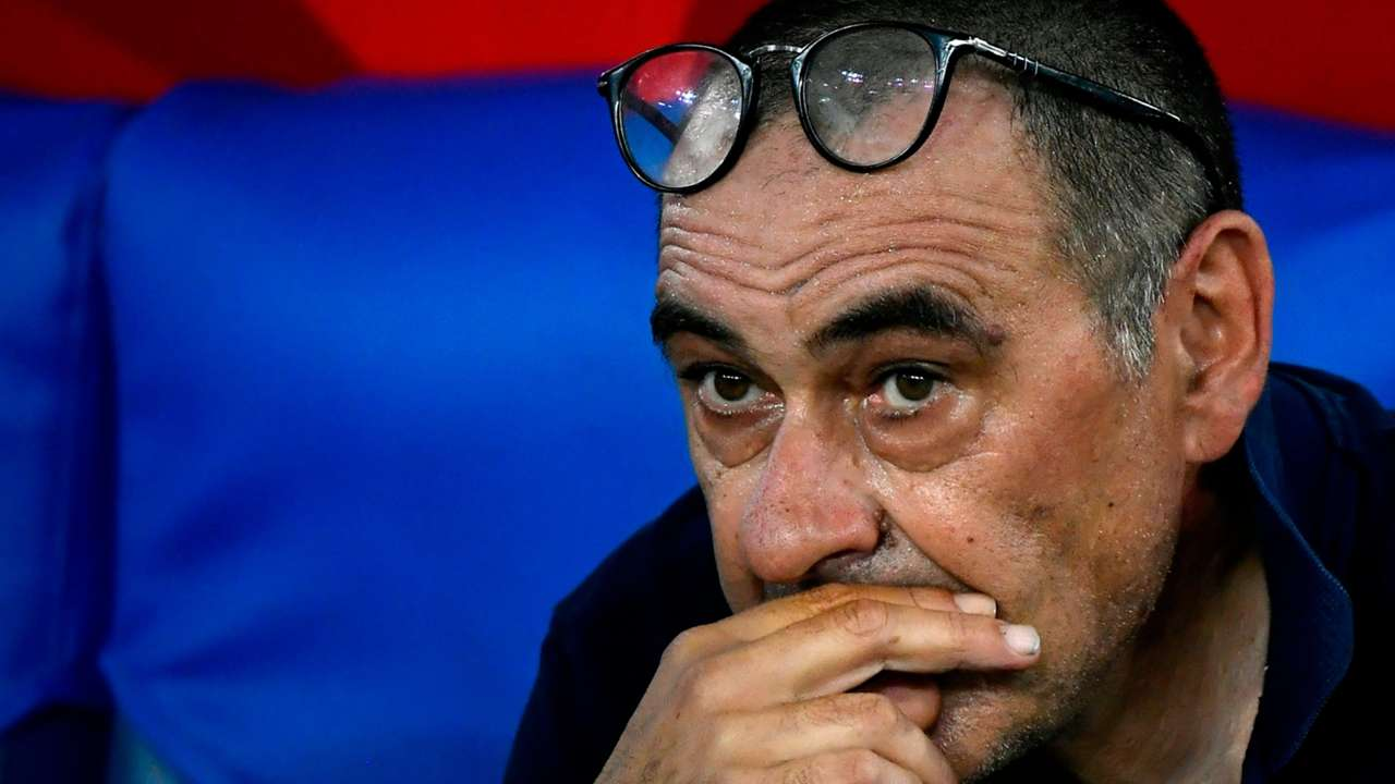 Maurizio Sarri Napoli Juventus