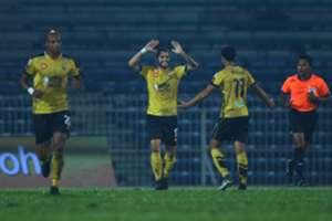 Thiago Aquino, Vladislav Mirchev, Yashir Pinto, Perak, Kelantan, Super League, 01032017