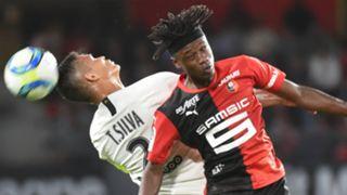 Eduardo Camavinga Rennes 2019-20