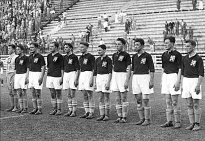 Czechoslovakian national team 1934