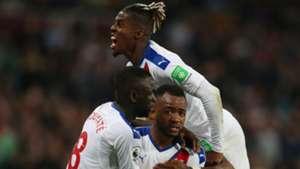 Jordan Ayew Crystal Palace 2019-20