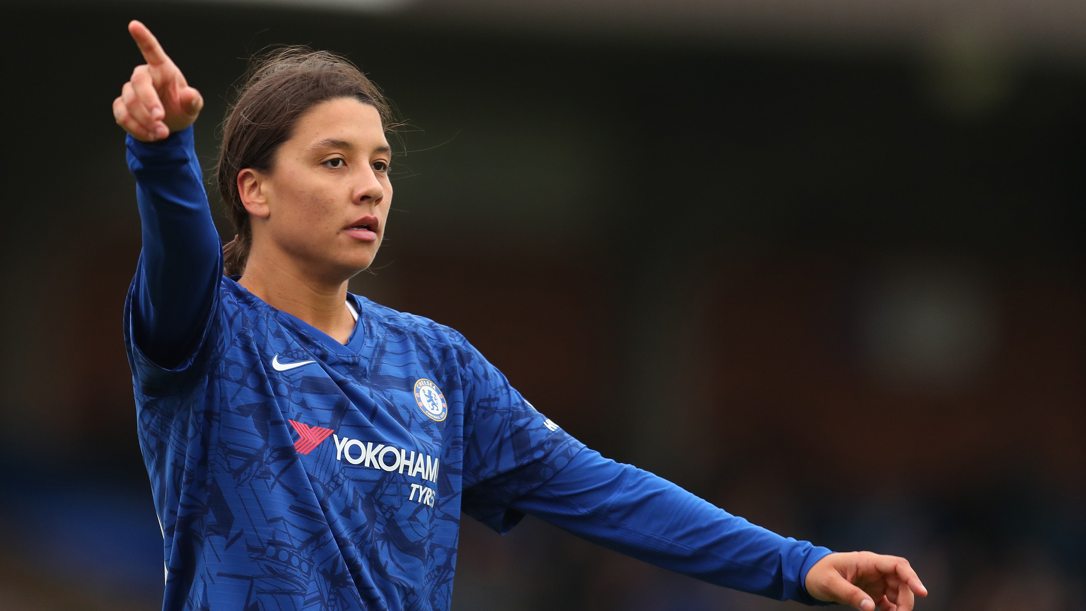 Bethany England sure Sam Kerr will be a big hit at Chelsea as she tips the goals to flow