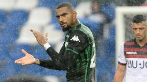 Kevin Prince Boateng Sassuolo Bologna
