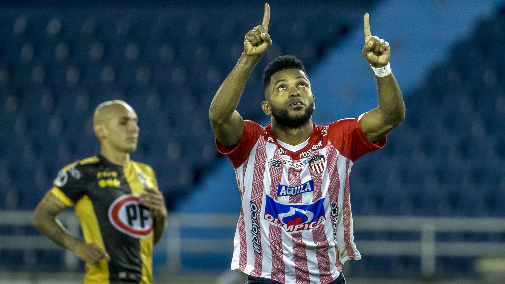 Junior vs. Coquimbo Unido en vivo por la Copa Sudamericana: partido online,  resultado, goles y formaciones   Goal.com