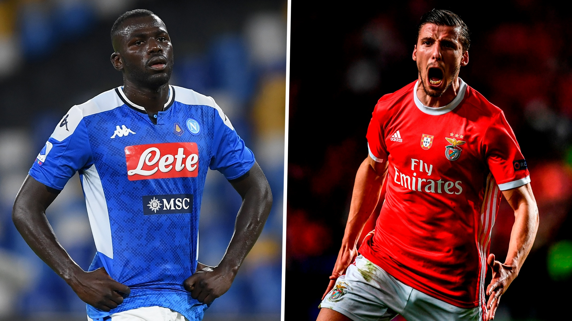 'Ask Koulibaly a question' - Were Manchester City expecting to sign Napoli defender instead of Dias?