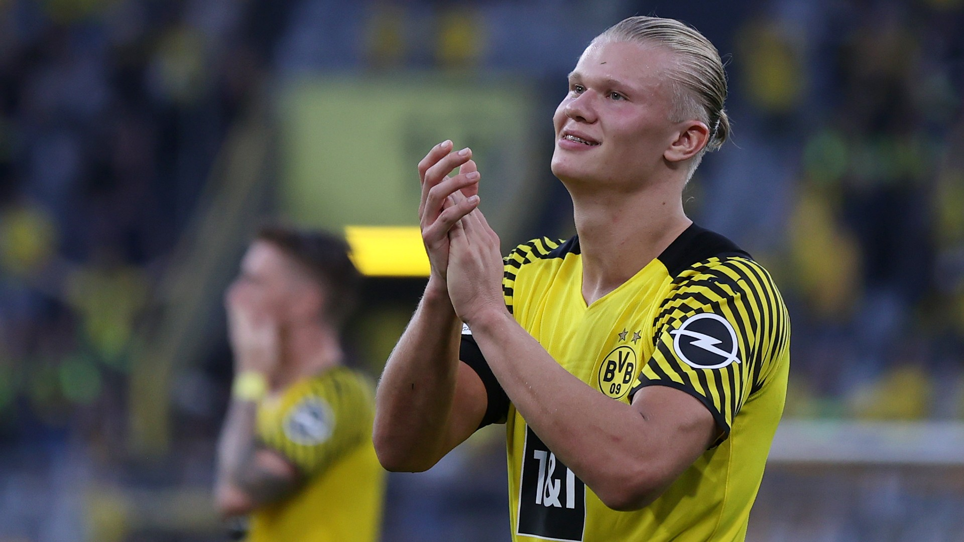 Haaland tipped for Liverpool move by Borussia Dortmund legend Rummenigge