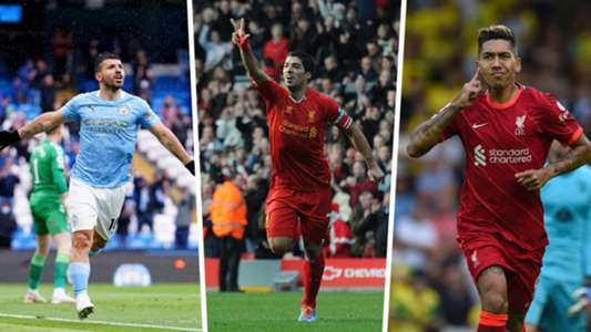Aguero, Suarez to Firmino: Who are the top 5 South American goalscorers in Premier League of all-time? | Goal.com
