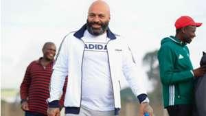 Wazito FC boss Ricardo Badoer.