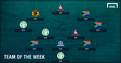 SA Team of the Week April 2017