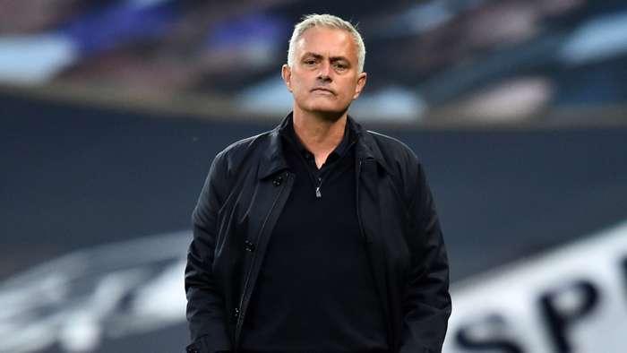 Mourinho Spurs 2020