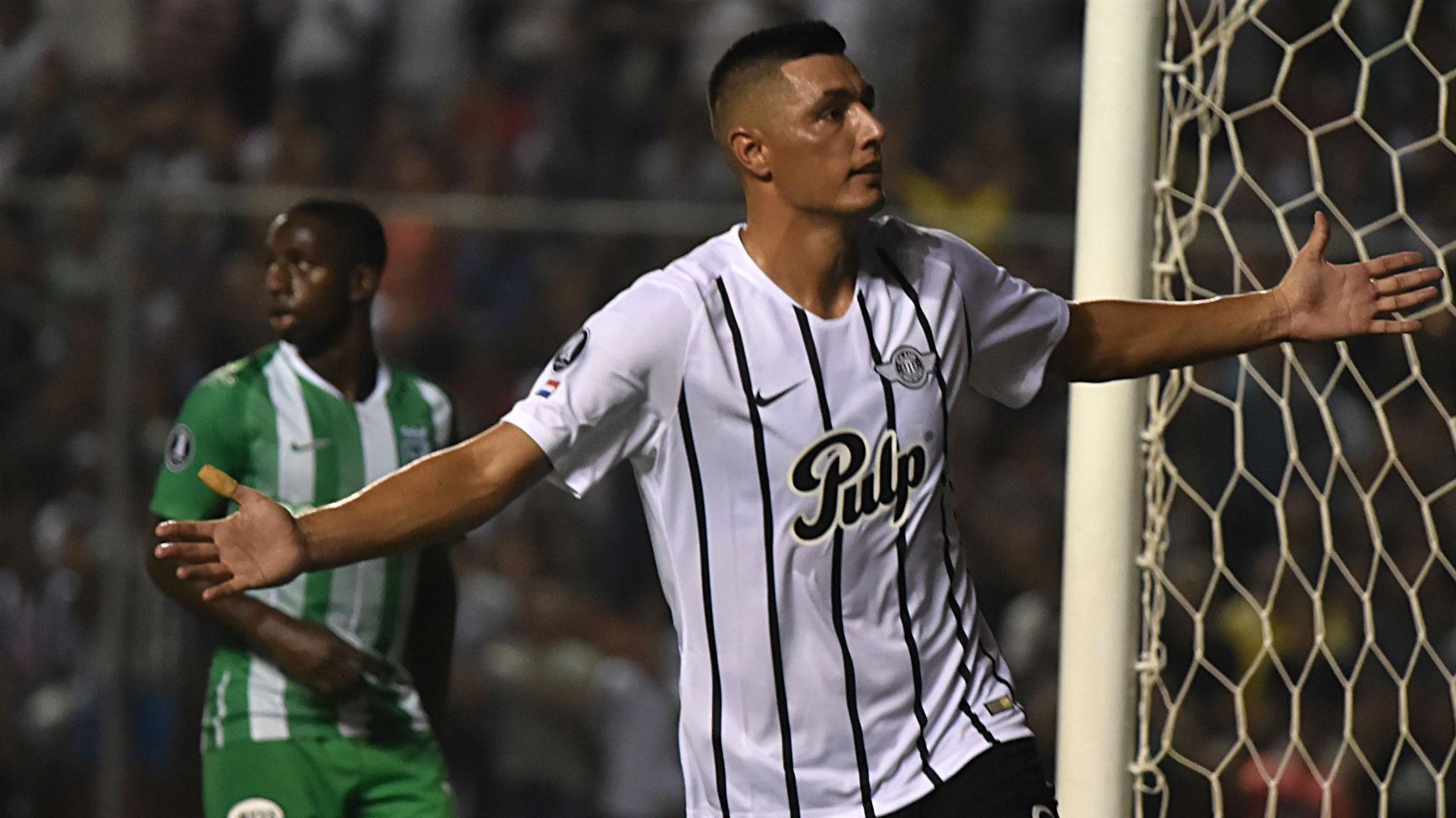 Libertad Atl U00e9tico Nacional Por La Copa Libertadores
