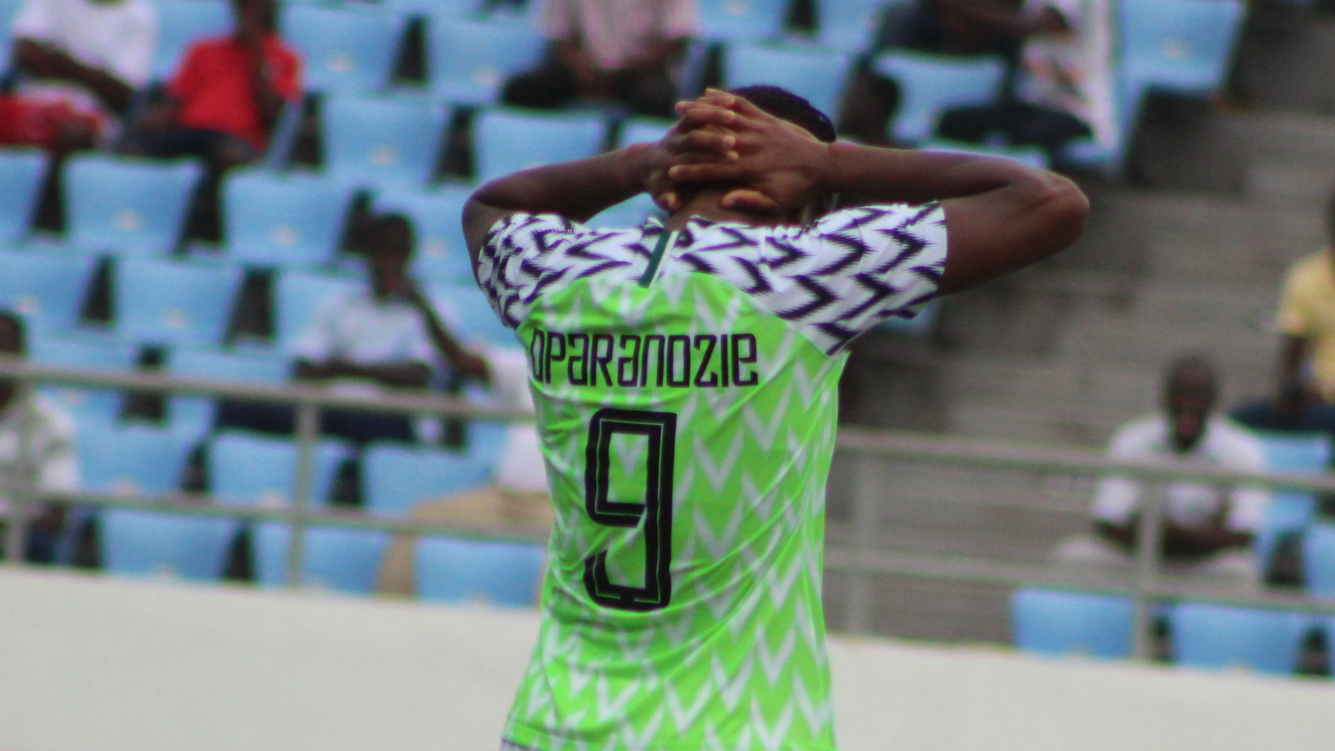 Oparanozie left out of Nigeria 23-player Turkish Women's Cup squad