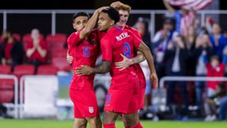 USMNT Concacaf Nations League