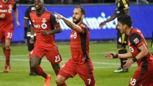 Victor Vazquez Toronto FC
