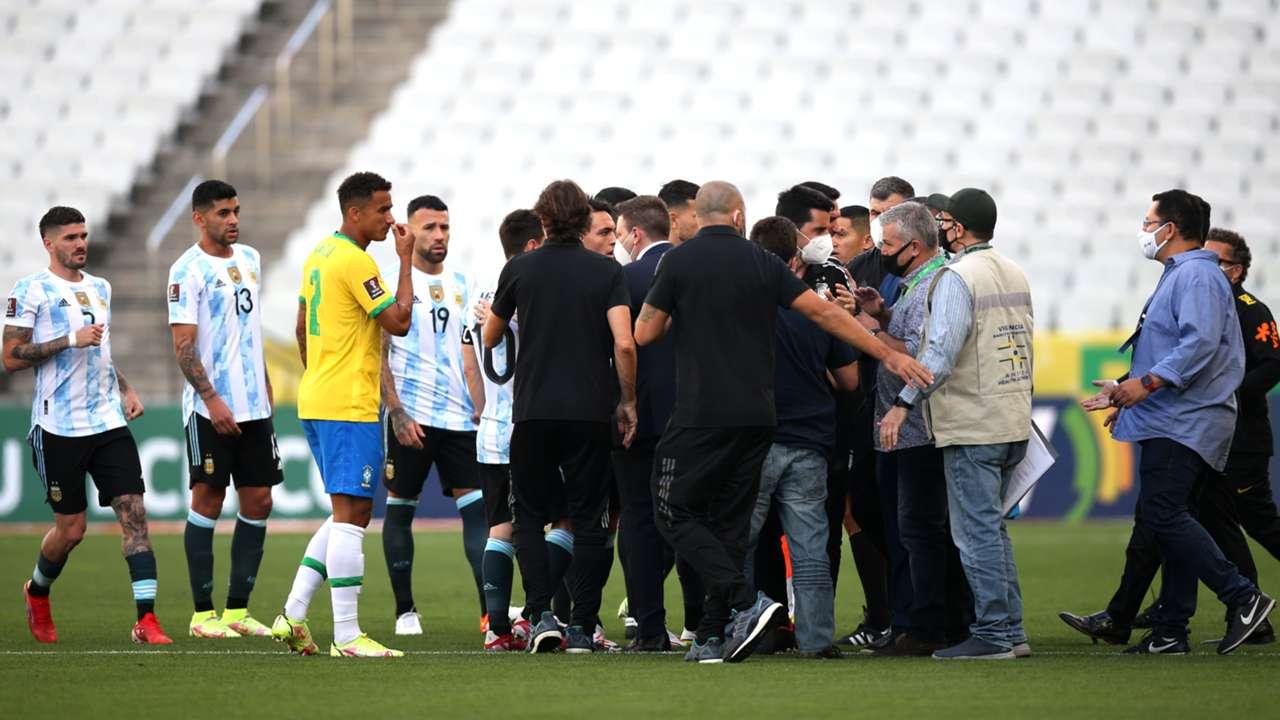 Brazil Argentina World Cup qualifers