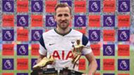 Harry Kane - Golden Boot & Playmaker Winner 2020-21