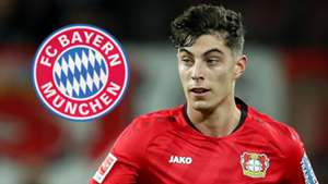 Kai Havertz Bayern Munich