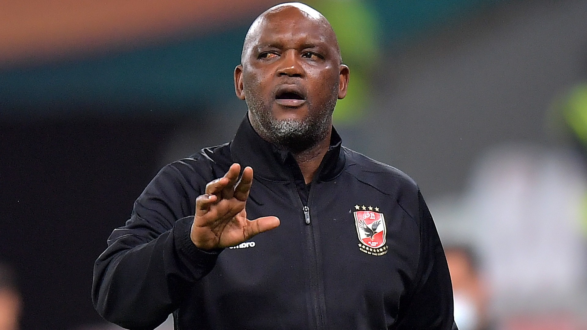 Mosimane: Al Ahly issue statement on South African coach's contract talks
