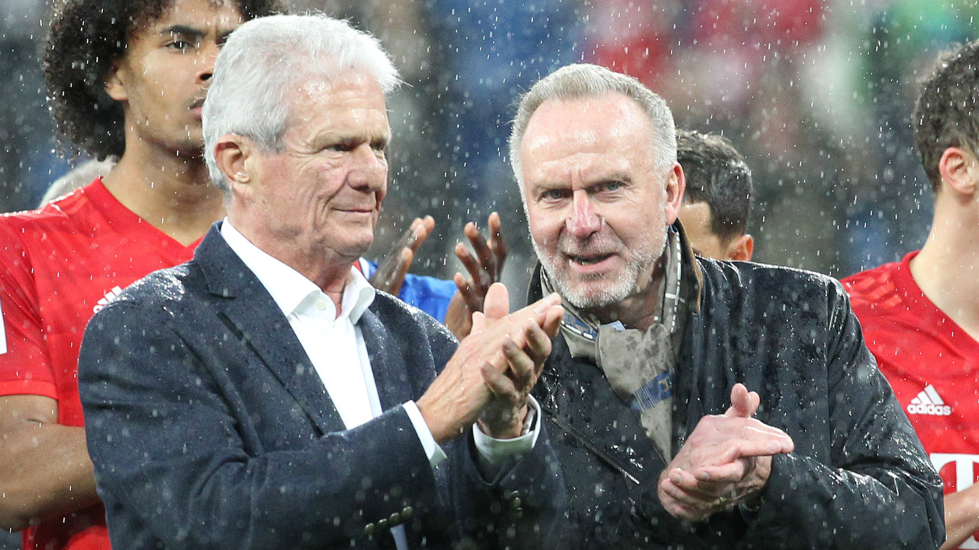The Ugly Face Of Bayern Rummenigge Slams His Own Fans