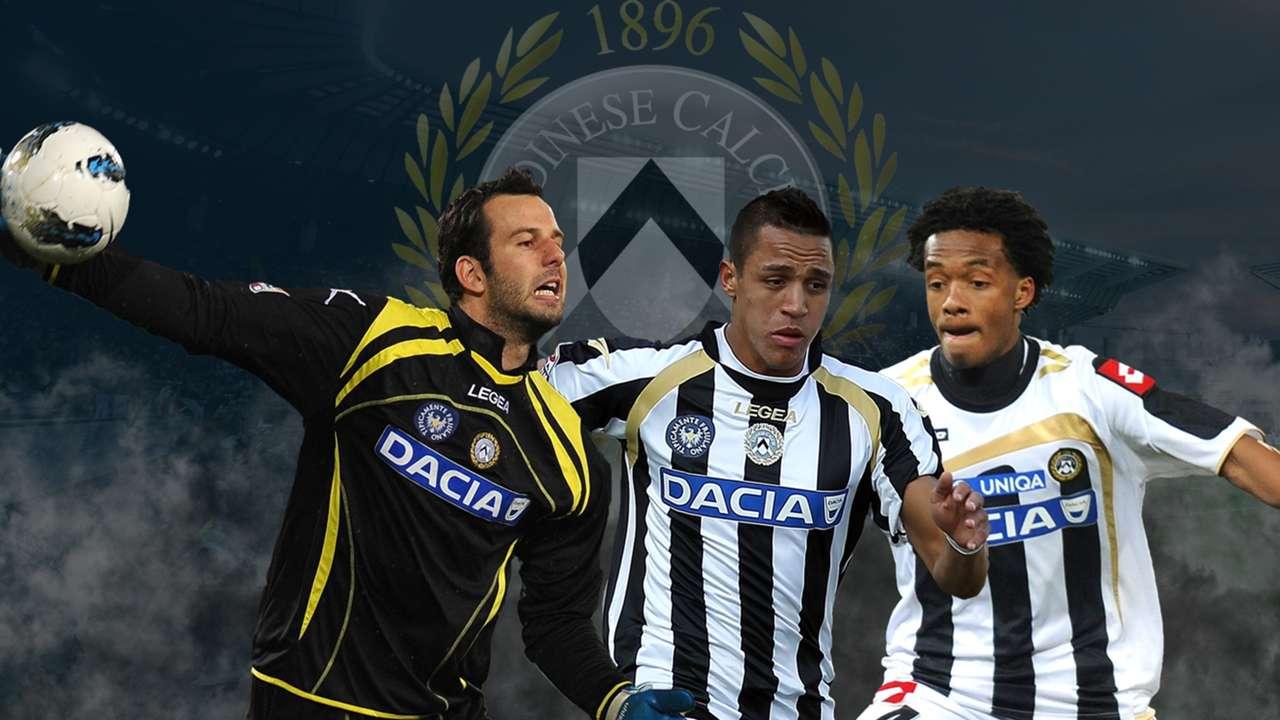 Alexis Sanchez, Samir Handanovic & Bintang Yang Mencuat Dari Udinese