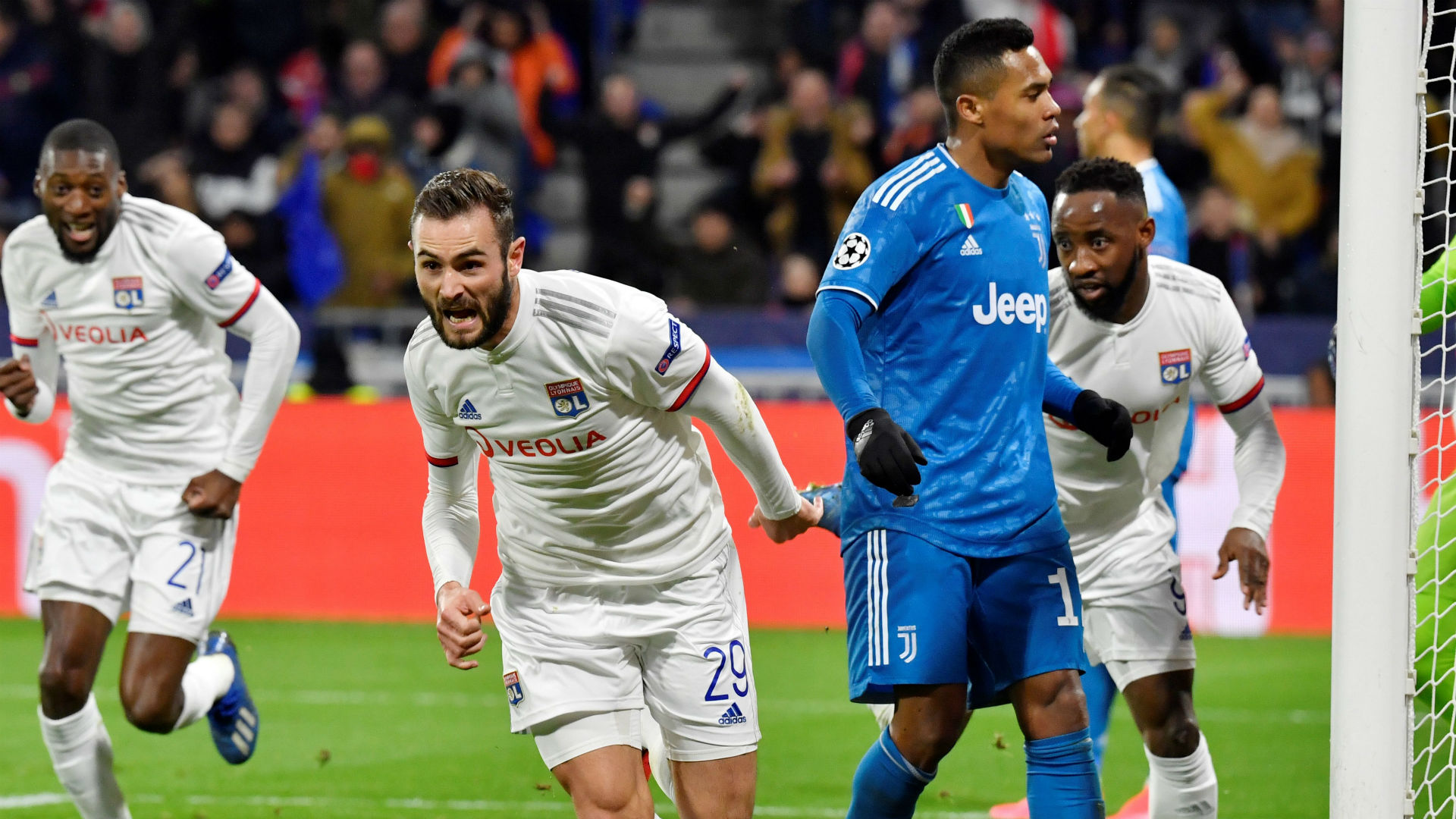Lyon Deny Date Set For Champions League Clash With Juventus