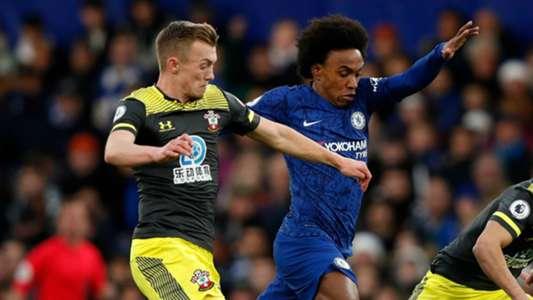 Kết Quả Chelsea 0 2 Southampton Thất Bại Cho Thầy Tro Hlv Lampard Kết Quả Bong đa Ngoại Hạng Anh Goal Com