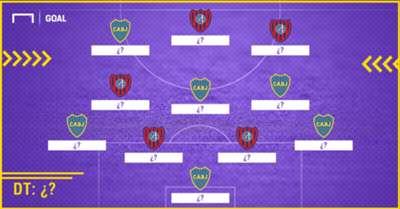 XI Boca San Lorenzo