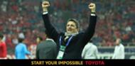 Razvan Lucescu Urawa Red Diamonds Al-Hilal AFC Champions League 2019