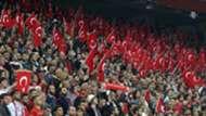 Turkish Fans Turkey Albania 10132019
