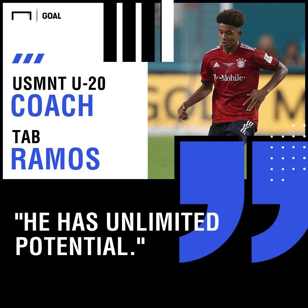 Tab Ramos Richards