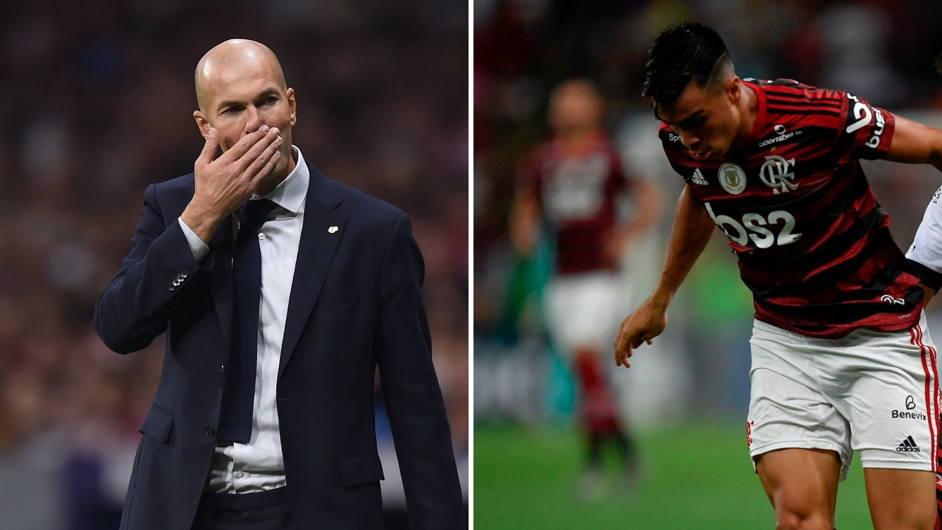 """Real Madrid - Zidane sur Reinier : """"On va l'observer, restons tranquille"""""""