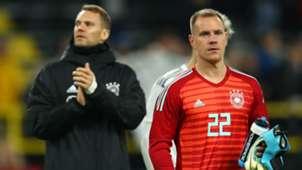 Manuel Neuer & Marc-Andre ter Stegen