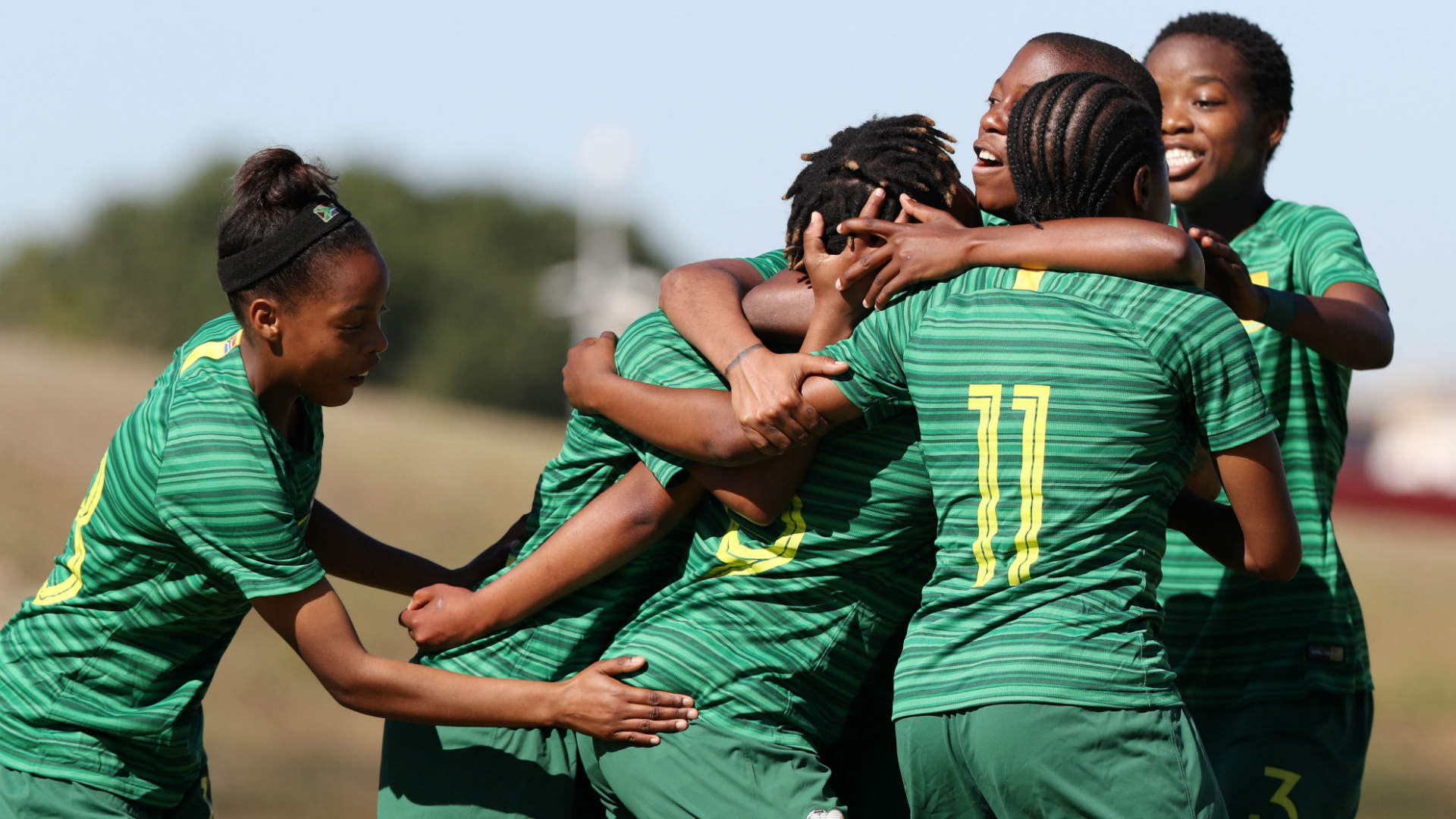 U20 Women's World Cup Qualifier: Basetsana stun Zambia to gain first leg advantage