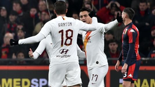Laporan Pertandingan: Genoa vs AS Roma | Goal.com