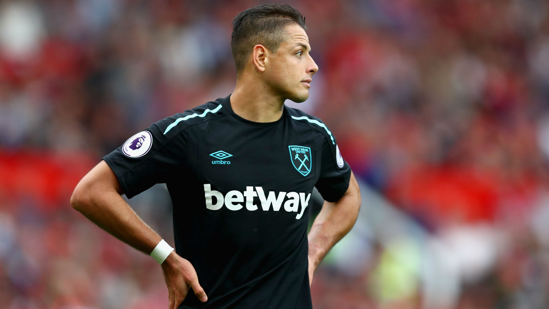 Javier Hernández debut West Ham