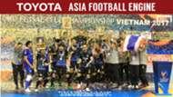 2017 AFC Futsal Club Championship | Chonburi 3-2 Sanaye