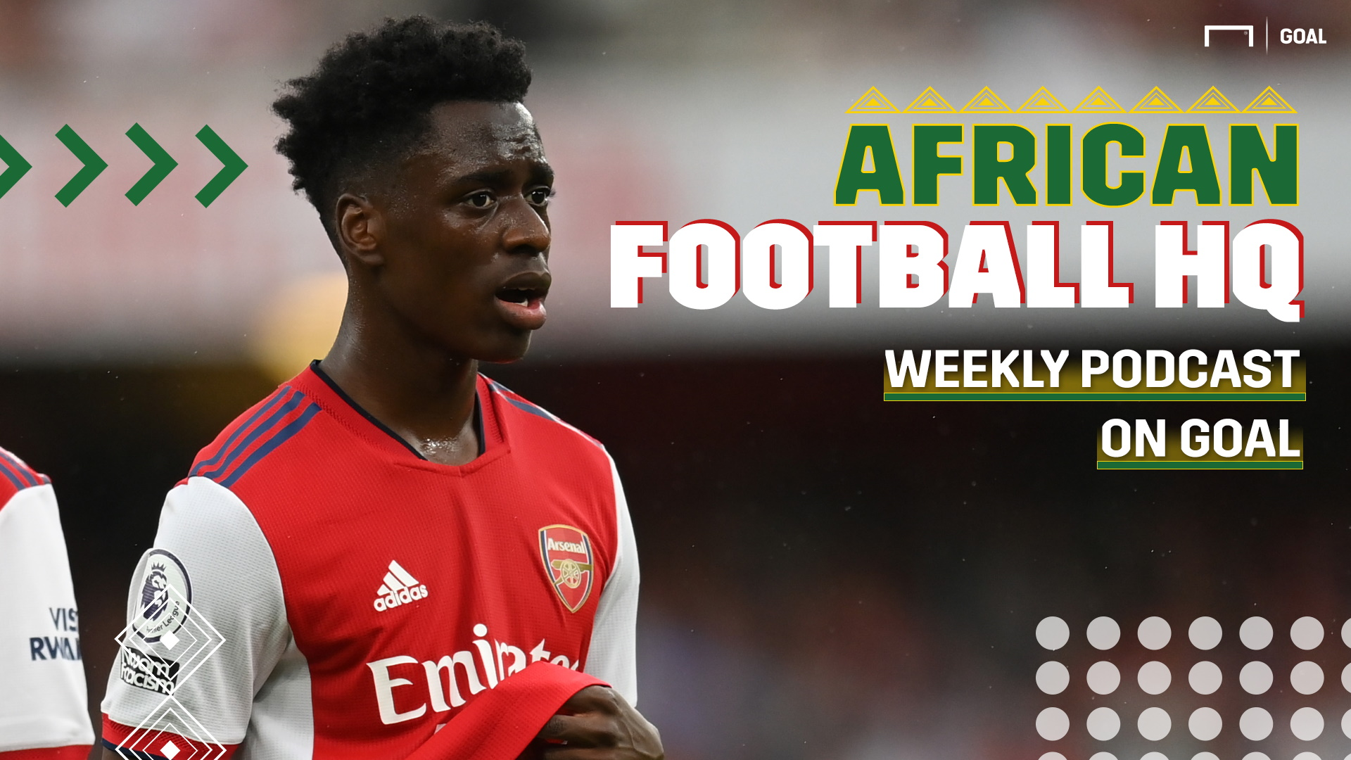 African Football HQ: Does Albert Lokonga offer hope for Arsenal?