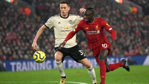 Nemanja Matic Manchester United Sadio Mane Liverpool